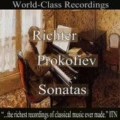 Richter - Prokofiev Sonatas by Sviatoslav Richter