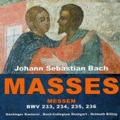 Johann Sebastian Bach: Masses BWV 233, 234, 235 & 236 by Various Artists