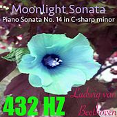 Beethoven: Piano Sonata No. 14, Op. 27 No. 2, Extract (Binaural Piano Version) by 432 Hz