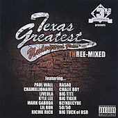 Texas Greatest Underground Flows by The 3rd Degree