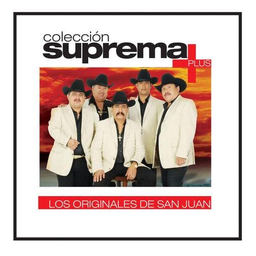 Coleccion Suprema Plus- Los Originales De San Juan by Los Originales De San Juan