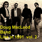Live In 1991 Volume 2 by Doug MacLeod