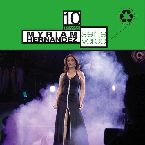 Serie Verde- Myrian Hernandez by Myriam Hernández
