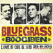 Live At Cafe De Stad by Blue Grass Boogiemen