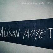 Minutes and Seconds - Live von Alison Moyet