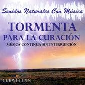 Tormenta para la Curación: Música Continua Sin Interrupción: Sonidos Naturales Con Música by Llewellyn