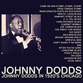 Johnny Dodds in 1920's Chicago by Various Artists