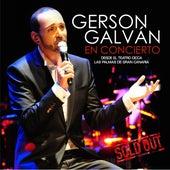Gerson Galván en Concierto Desde el Teatro CICCA Las Palmas de Gran Canaria Sold Out (En Directo) by Gerson Galván