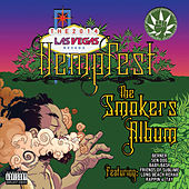 The Las Vegas Hempfest Presents: The Smokers Album von Various Artists