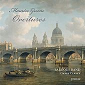 Greene: Overtures by Various Artists