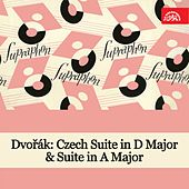 Dvořák: Czech Suite in D Major & Suite in A Major by Czech Philharmonic Orchestra