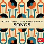 Songs by Alfréd Holeček
