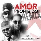 Amor Prohibido (Remix) [feat. Farruko] by Baby Rasta & Gringo