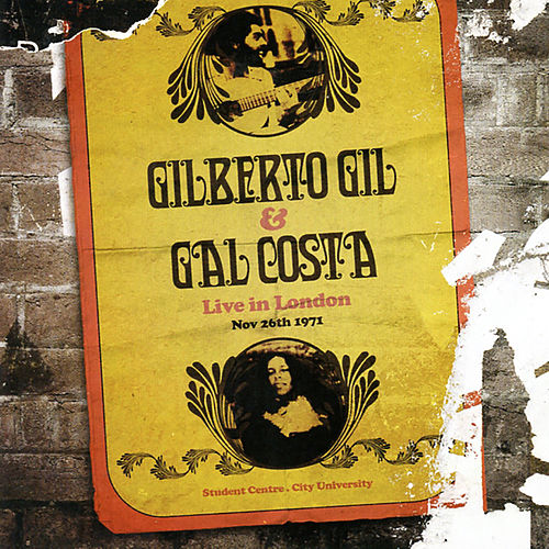 Live In London 71, Vol. 1 by Gal Costa