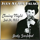Judy At  The Palace by Judy Garland
