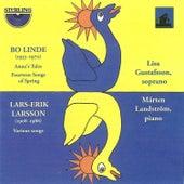 Linde and Larsson: Songs by Mårten Landström