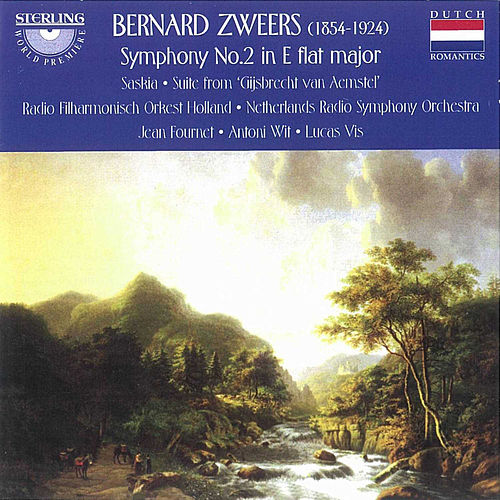 Bernard Zweers: Symphony No.2 in E Flat Major by Netherlands Radio Symphony Orchestra