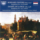 Zweers: Symphony No.1 in D Major - De Lange: Symphony No.1 in C Minor by Netherlands Radio Chamber Orchestra