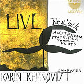Karin Rehnqvist: Live by Various Artists