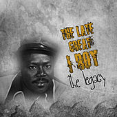 I Roy - The Late Great by I-Roy