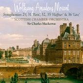 Mozart: Symphonies Nos. 29, 32, and 36,
