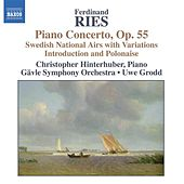 RIES: Piano Concertos, Vol. 2 by Christopher Hinterhuber