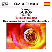 DURÓN: Songs by Raquel Andueza