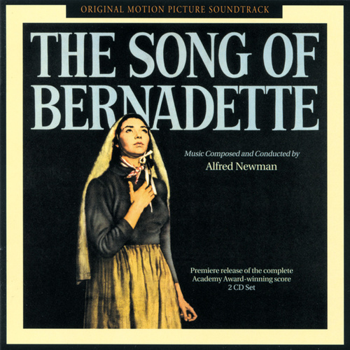 The Song Of Bernadette by City of Prague Philharmonic