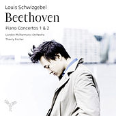 Beethoveen: Piano Concertos 1 & 2 by Louis Schwizgebel