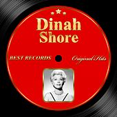 Dinah Shore: Original Hits by Dinah Shore