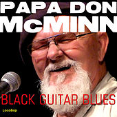 Black Guitar by Papa Don McMinn