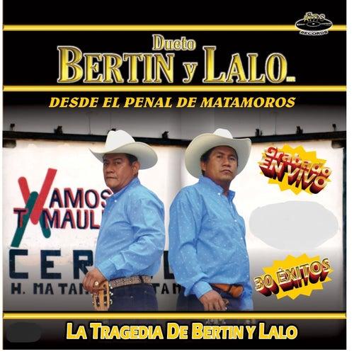 Desde el Penal de Matamoros by Bertin Y Lalo