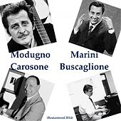Modugno, Marini, Carosone, Buscaglione (Remastered 2014) by Various Artists