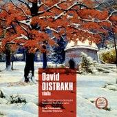 Tchaikovsky & Glazunov: Violin Concertos by David Oistrakh