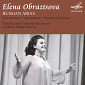 Tchaikovsky, Mussorgsky, Rimsky-Korsakov: Russian Arias by Various Artists
