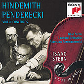 Hindemith/Penderecki:  Violin Concertos by Various Artists