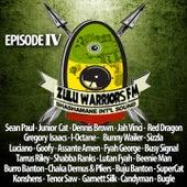 Zulu Warriors Fm, Vol. 4 (Shashamane Int'l Sound) von Various Artists