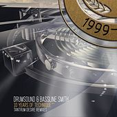 Welcome to the Jungle / Cape Fear (Tantrum Desire Remixes) by Drumsound & Bassline Smith