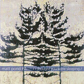 I Thought You Were Sleeping by Matt Pond PA