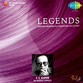 Legends: R. D. Burman - The Versatile Composer, Vol. 4 by Various Artists