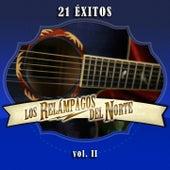 Serie de Oro: 21 Éxitos, Vol. 2 by Los Relampagos Del Norte