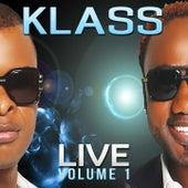 Klass Live, Vol. 1 by Klass