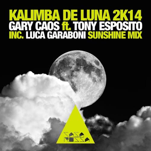 Kalimba De Luna 2K14 by Gary Caos