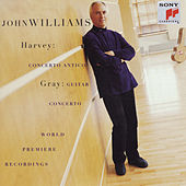 Concerto Antico; Concerto for Guitar & Orchestra by John Williams