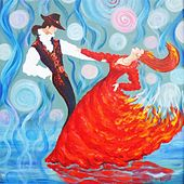 New Flamenco Guitar Music Fantasy by Andrei Krylov