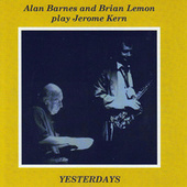 Play Jerome Kern: Yesterdays by Brian Lemon