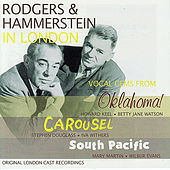 Rodgers & Hammerstein In London - Vocal Gems From Oklahoma, Carousel & South Pacific von Various Artists