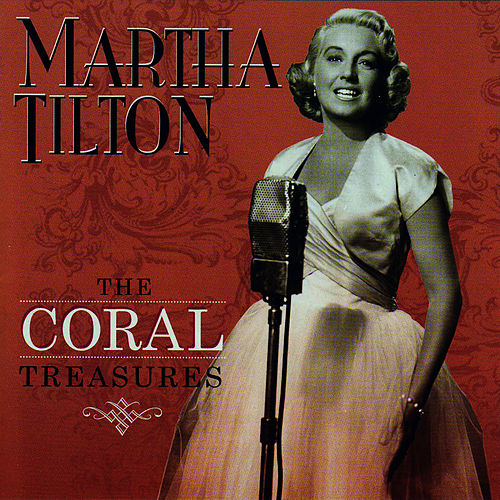 The Coral Treasures by Martha Tilton