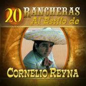 20 Rancheras by Cornelio Reyna