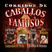 Corridos de Caballos Famosos by Various Artists